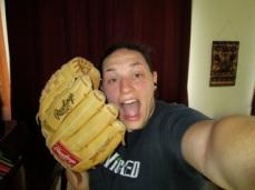 Softball me